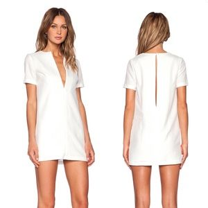 Vivian Chan x REVOLVE Annie Dress in White XS